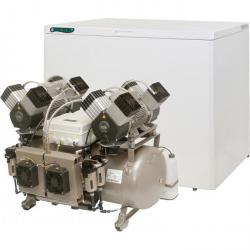 """Kompressor """"DK50 2x4VR/110 """" - Arbeitsdruck 6-8 bar - Liefermenge 550 l./min"""