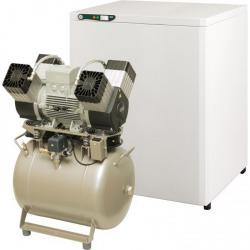"Kompressor ""DK50 4VR/50 "" - Arbeitsdruck 6-8 bar - Liefermenge 270 l./min"