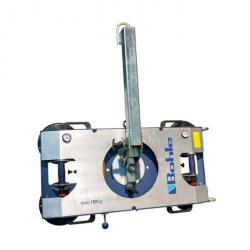 Manuelle Vakuum-Hebeanlage - max. 180 kg - 360 ° drehbar - 90° schwenkbar