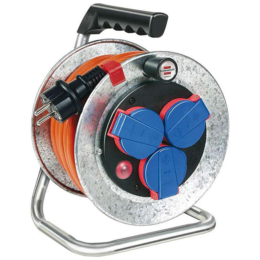 Kabeltrommel Garant® Kompakt - IP 44 - N07V3V3-F3G1.5