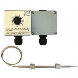 Ex-Temperaturregler - einstellbar - IP 54 - 400 V 16 A