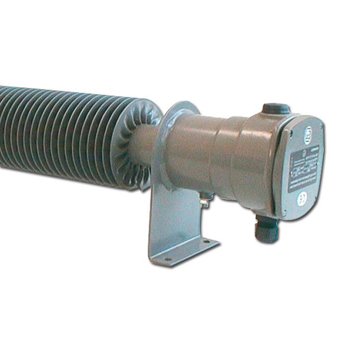 Ex-Rippenrohrheizgerät - lackiert -  230 V - Typ RH4 - Temperaturklasse T3