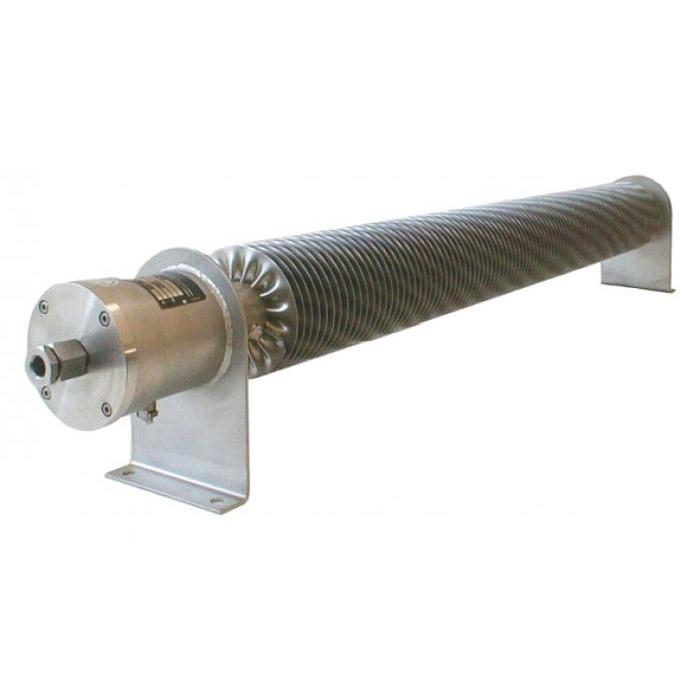 Ex-Rippenrohrheizgerät - Edelstahl - 230 V - Typ RH3 - Temperaturklasse T2/ T3