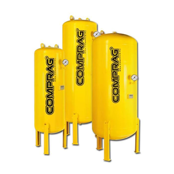 Druckluftbehälter RV - 270 bis 900 l