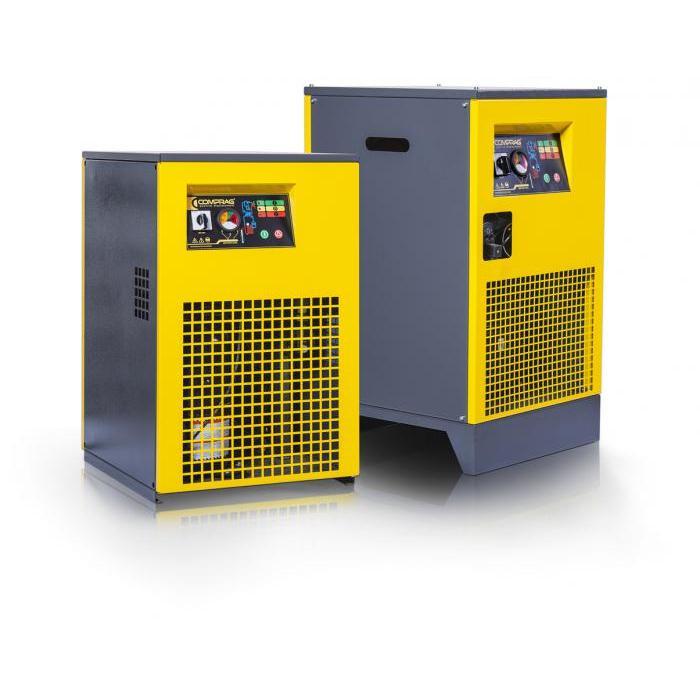 Druckluftkältetrockner RDX - Luftvolumenstrom 0,4-18 m3/min