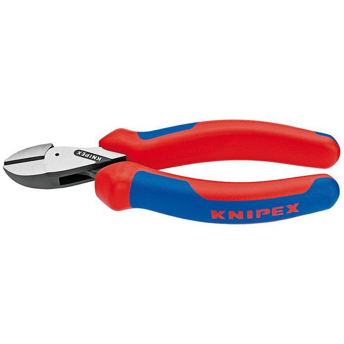 KNIPEX X-Cut® Compact coupante - 160 mm - avec poignées multi-composants