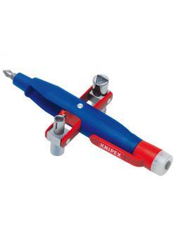 Stift-Schaltschrank-Schlüssel - mit Spannungsfinder - 155 mm