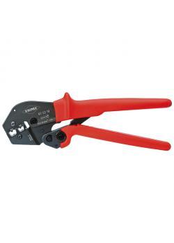Pressverktyg - längd 250 mm - med öppningsfjäder - även för tvåhandsmanövrering