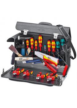 Tool kit - 24 pieces - partly VDE tested