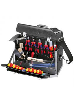 Tool kit - 24 pieces - for electroinstallation