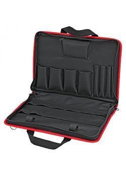 Werkzeugtasche - leer - 8 Werkzeugtaschen und 7 Werkzeugschlaufen