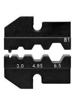 Crimpeinsatz - für Harting-Stecker für Lichtwellenleiter