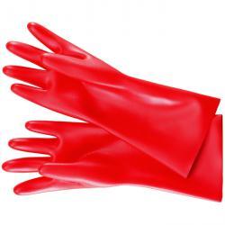 Elektriker Handskar - storlek 9 och 10 - IEC 60903 DIN EN 60903