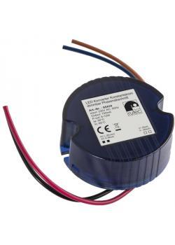 Convertisseur LED - pour spotlamps meubles - 6-12W - 700mA - 12-18V - Contrôle de phase - 65x27 mm
