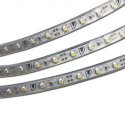 LED-Stripes Vardaflex - einfarbig - im Silikonschlauch - 5 m Rolle