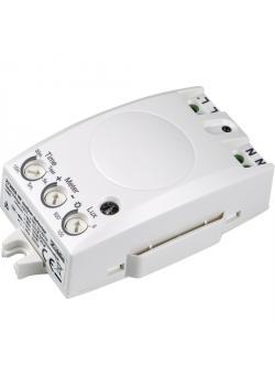 HF-EB-Bewegungsmelder - Reichweite 1-10 m - IP 20 - extra großer Erfassungsbereich