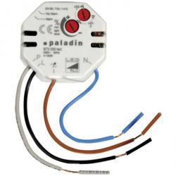 UP-Dimmer für RLC- und LED-Lasten - 400 W - 46 x 42 x 13 mm