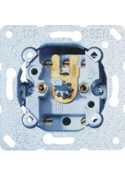 Dreh-Jalousie- Schalter - 1-polig/2-polig - 230 V AC, 50 Hz, 1.200 VA