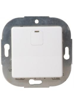 Central isolating relay Opus 55 - 230 V AC, 50 Hz, 750 VA - Colour polar white