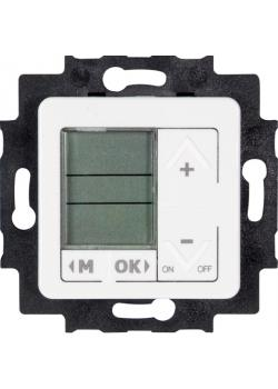 Timer Opus 55 - with intermediate frame - Switching capacity 10 A