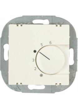 Room thermostat Opus 55 - NC - polar white color