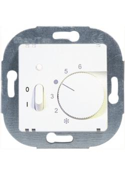 Thermostat d'ambiance Opus® 1 - NC avec interrupteur manuel ON / OFF
