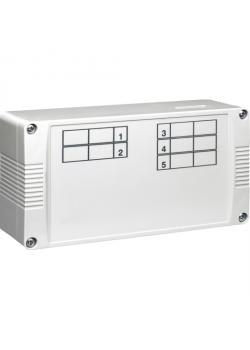 Heizkreisverteiler-Klemmleisten - Schutzklasse II, IP20