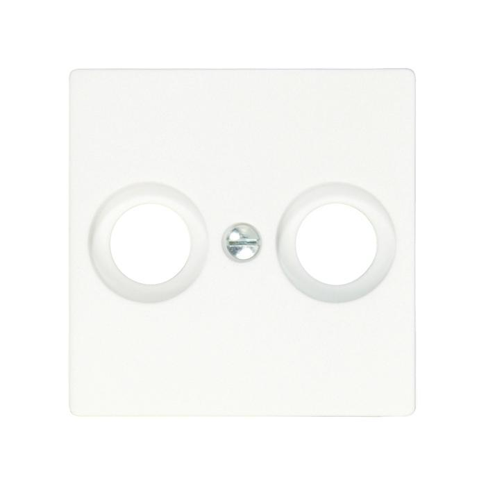 Antenna Cover Opus® 55-2 hole TV / RF