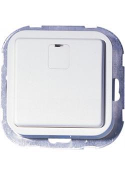 Blindabdeckung Opus® 1 - 50x50 mm - mit Zwischenrahmen