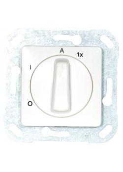 Aussenlichtschalter Opus® 1 - 250 V AC, 50 Hz, 10 A