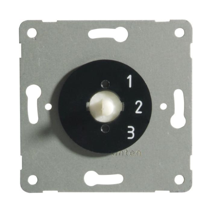 Stufendrehschalter Opus® - 16 A - mit Stufenstellung