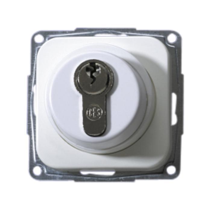 Schlüsselschalter und Taster Opus® 1 - 230 V AC - 16 A