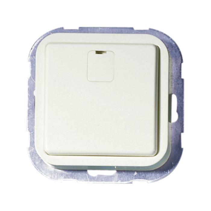 Blind cover Opus® 1 - 50x50 mm - with intermediate frame