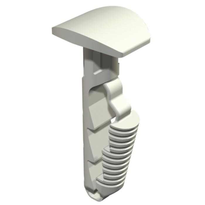 Steckdübel - Maße Ø x L 6 x 30 mm - für Beton - VE 100 Stück