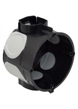 Schalterdose - Ø 60 mm - winddicht - ohne Geräteschrauben - VE 25 Stück