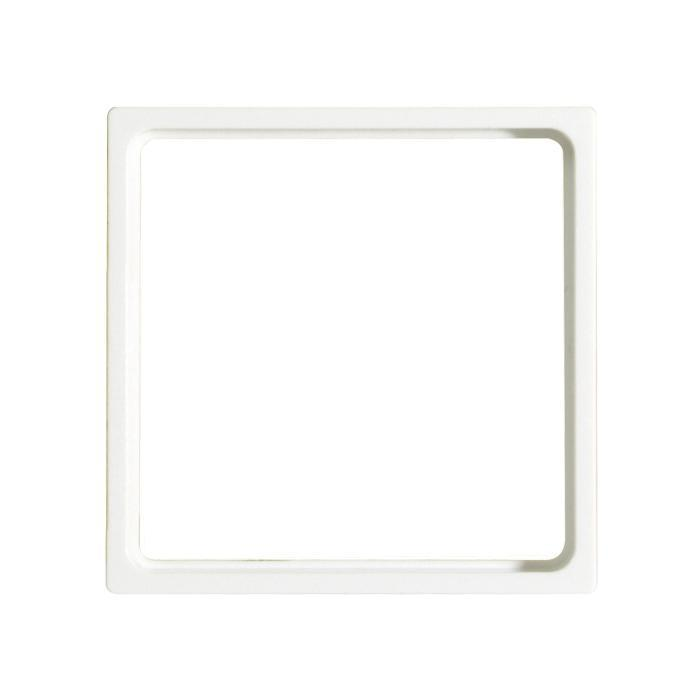 Intermediate frame - for standard devices 50 x 50 mm