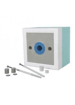 isoliertes Elektrosystem - mit Geräteträger 80 kg - Polypropylen