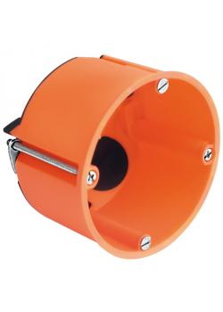 Gerätedose - Ø 68 mm - winddicht - IP 30 - für Plattenstärke 7-35 mm - 25 Stück