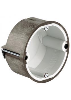 Gerätedose für Brandschutzwände F30-F90 - Fräsloch Ø 74 mm - 10 Stück