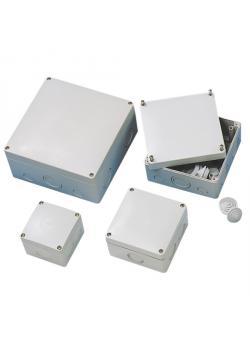 """AP/FR-Abzweigkasten """"A-Typ"""" - IP 65 - 4-16 mm² - ohne Klemmstein"""