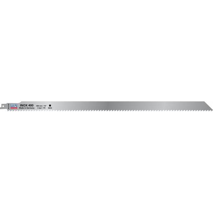 WILPU Säbelsägeblatt INOX - verzahnte Länge 280 mm bis 380 mm - Edelstahl