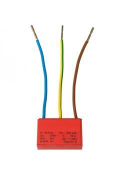 VDE Überspannungsschutz-Modul - 230 V AC, 50 Hz, 16 A
