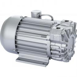 Ölfreie Drehschieberpumpe - RO-3V - PLATIN-LINE - max. Vakuum 120 mbar - Ansaugleistung 57 l/min.