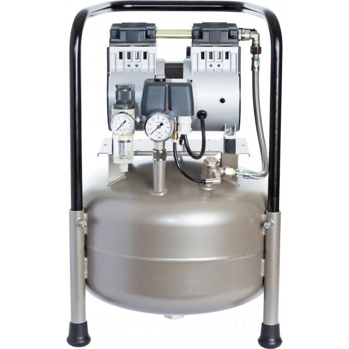 Ölfreier Kolbenkompressor PI-120-25 - Lieferleistung 56 l/min. - 8 bar - Spannung 230V