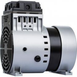 Kolvvakuumpump - 80 mbar - oljefri - 230V - sugeffekt 47 l/min