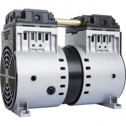 Oljefri vakuumstempelpumpe PI-90V / HV - PLATIN-LINE - maks. Vakuum 80 til 27 mbar - sugekapasitet 58 til 81 l / min.