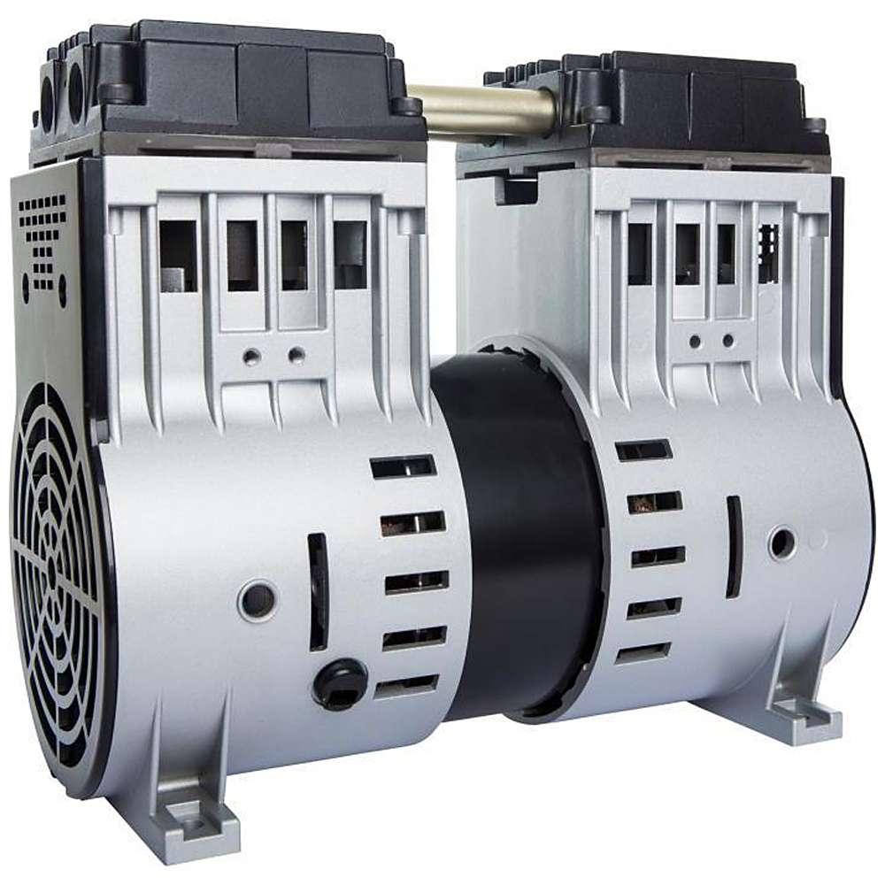 Kolvvakuumpump - oljefri - 230 V - motor 0,54 kW