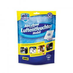 UHU Air Max Luftentfeuchter Mobil - Beutel mit 100 g - neutral