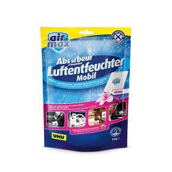 UHU Air Max Luftentfeuchter Mobil - Beutel mit 100 g - fresh