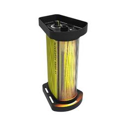 Leuchtstrahler ALDEBARAN® 4000A X1 TRAFFIC 66 Wh - (inkl. Blinkfunktion orange)